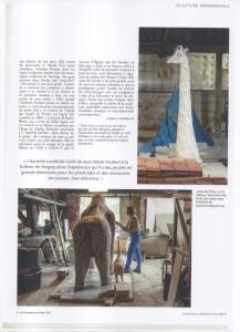 La Revue de la Céramique et Verre  nov 2014 page 2