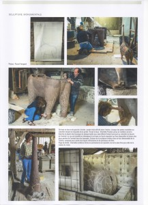 La Revue de la Céramique et Verre  nov 2014 page 3