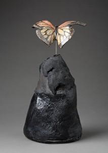 Papillon,h 42cm
